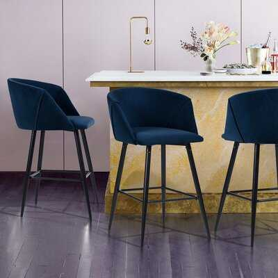 Futch Counter & Bar Stool (Set of Two) - Wayfair