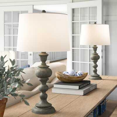 """Janet 30"""" Table Lamp Set - Birch Lane"""
