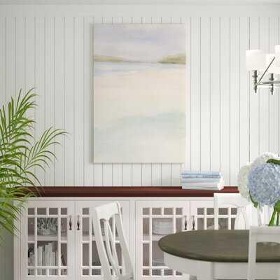 'Island Calm I' Painting on Canvas - Wayfair