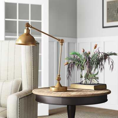"Jarrell 31"" Desk Lamp - Birch Lane"