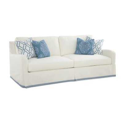 "Halsey 91"" Square Arm Sofa - Wayfair"