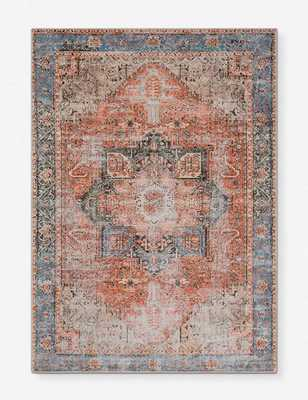 "Amelie Rug, Terra Cotta Multi 8'10"" x 12' - Lulu and Georgia"