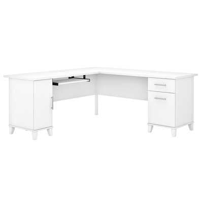 Kirchoff Reversible L-Shape Desk - Wayfair