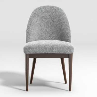 Ana Navy Dining Chair - Crate and Barrel