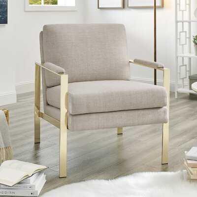 """Chelwood 25"""" Armchair - Wayfair"""