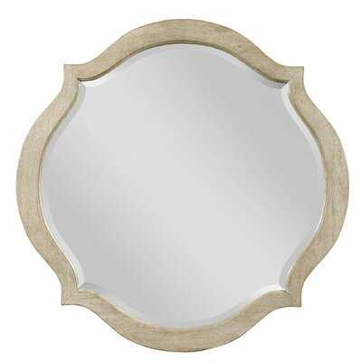 Angulo Cottage Americana Beveled Accent Mirror - Wayfair