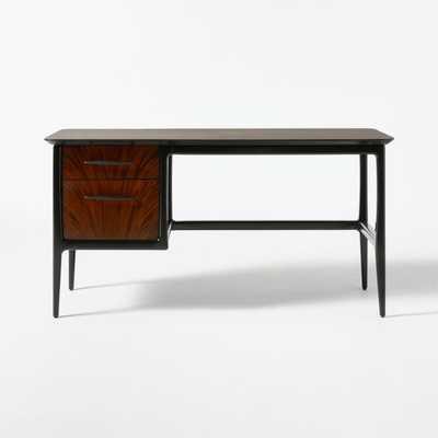 Kent Mahogany Desk - CB2