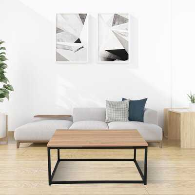 Grizzly Frame Coffee Table - Wayfair