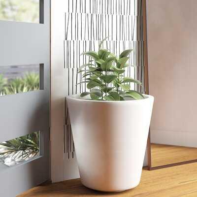 Sienna Resin Pot Planter - AllModern