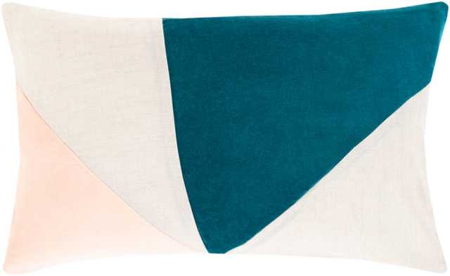 """Moza - MZA-009 - 13"""" x 20"""" - pillow cover only - Neva Home"""