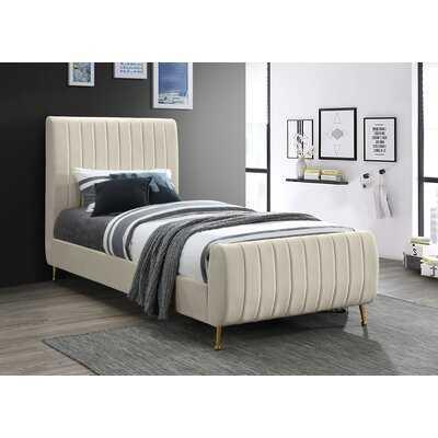 Summersville Upholstered Platform Bed - Wayfair