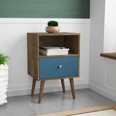 Amory 1 Drawer Nightstand - Wayfair