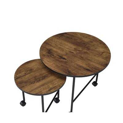 3 Legs Nesting Tables - Wayfair
