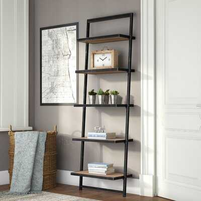 Mulak Ladder Bookcase - Wayfair