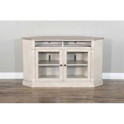 "Galena Corner TV Stand for TVs up to 60"" - Wayfair"