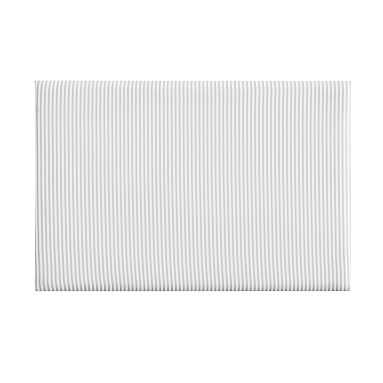 No Nails Dorm Pinboard, Gray Stripe, 24x36 Inches - Pottery Barn Teen