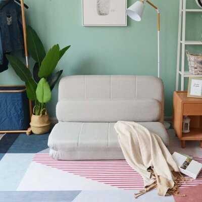 Floor Chair Adjustable Foldable Sofa Bed Rest Room Floor Mattress Recliner Sofa And Pillow - Wayfair