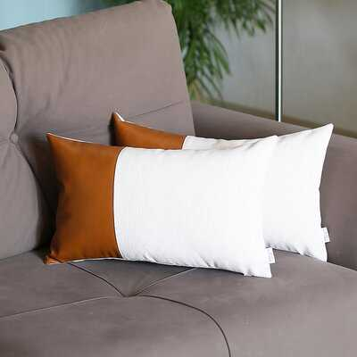 RaNesha Rectangular Pillow Cover - Wayfair