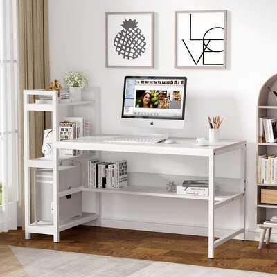 Casie-Leigh Reversible L-Shape Desk - Wayfair