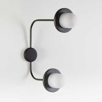 Siren Wall Sconce - Crate and Barrel