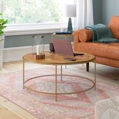 Nelson Coffee Table - Wayfair