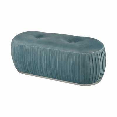 Oakes Upholstered Bench - Wayfair