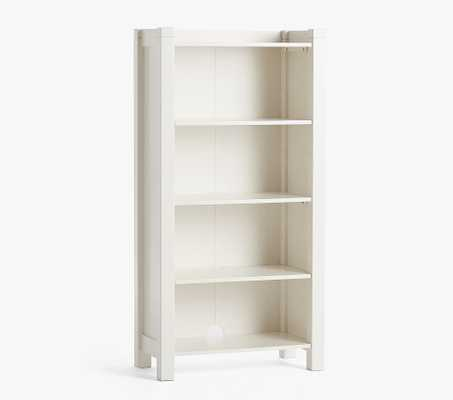 Camp Bookcase Tower, Simply White, In-Home Delivery - Pottery Barn Kids