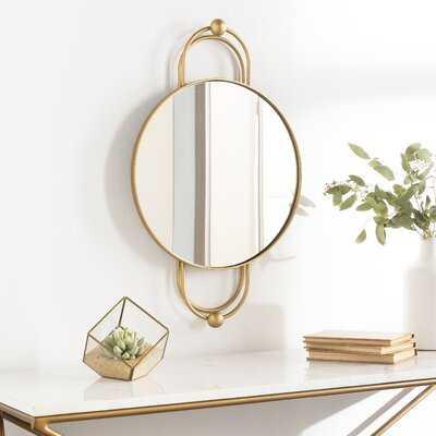 Madalene Modern & Contemporary Accent Mirror - AllModern