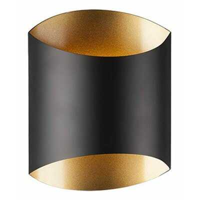 Elsah 1-Light Flush Mount - AllModern