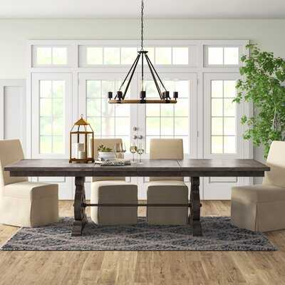 Voyager Extendable Dining Table - Birch Lane
