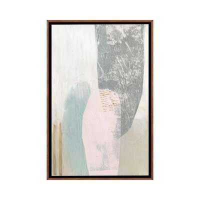 Arranged I by Jennifer Goldberger - Painting Print - Wayfair