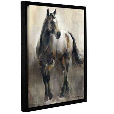 'Copper and Nickel' - Painting Print on Canvas - Wayfair