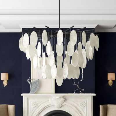 ARTERIORS Jay Jeffers Tiffany 8-Light Unique / Statement Tiered Chandelier - Perigold