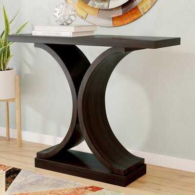 Grovetown Sleek Sophisticated Console Table - Wayfair