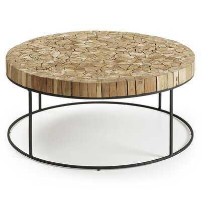 Ewart Frame Coffee Table - Wayfair