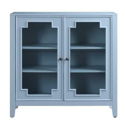 Haakenson 2 Door Accent Cabinet - Wayfair