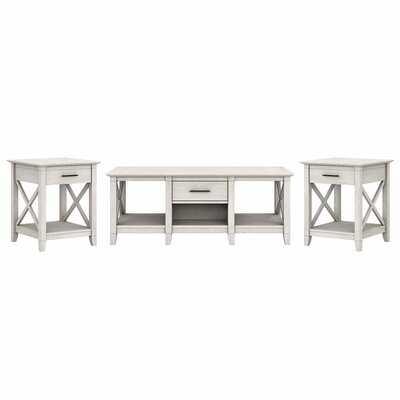 Cyra 3 Piece Table Set - Wayfair