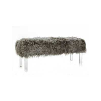 """Outpost Original Upholstered Bench Size: 16"""" H x 36"""" W x 19"""" D - Perigold"""