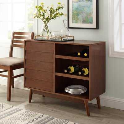 Keating Bar Cabinet - Wayfair
