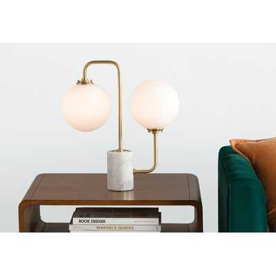 "Marvin 17"" Table Lamp - AllModern"