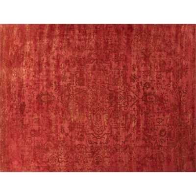 Atossa Faded Red Rug 9'x12' - CB2
