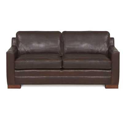 Vanguard Furniture Summerton Leather Sofa Bed - Perigold