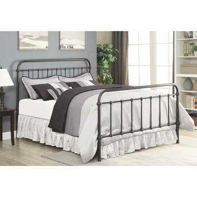 Otteridge Metal Queen Standard Bed - Wayfair