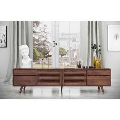 """Middlet Cabinet TV Stand for TVs up to 85"""" inches - Wayfair"""