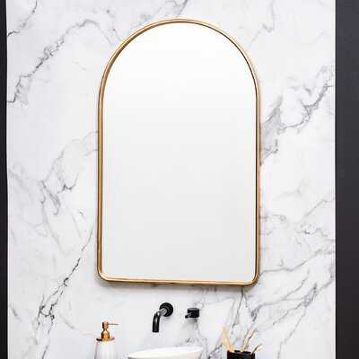 Gatling Wall Mirror - Wayfair