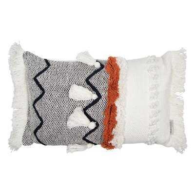 Stamford Cotton Lumbar Pillow - AllModern