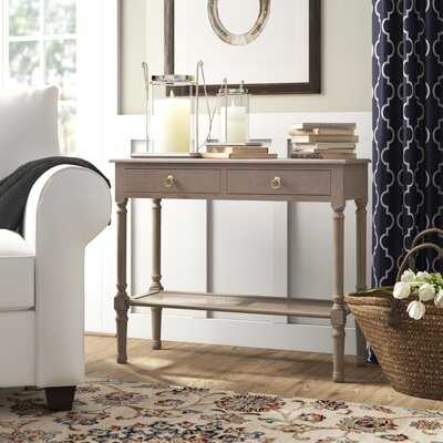 Kinney Solid Wood Console Table - Birch Lane