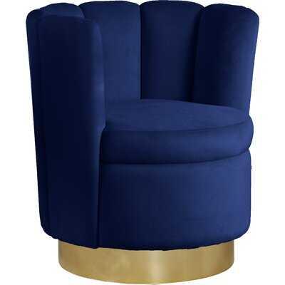 Sonette Swivel Barrel Chair - Wayfair