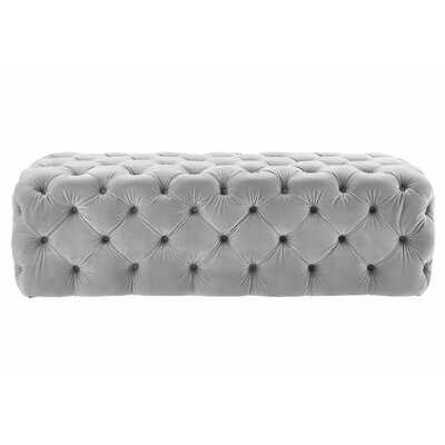 Alfhild Upholstered Bench - Wayfair
