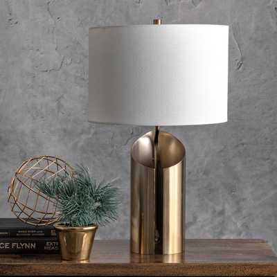 "Tripp 22"" Iron Table Lamp - Loom 23"